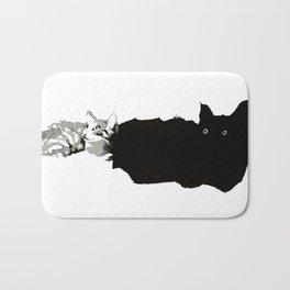 Tiny Kitties Bath Mat
