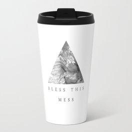 Bless this mess Travel Mug