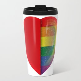 Everyone Needs Love Travel Mug