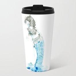 Water woman Travel Mug
