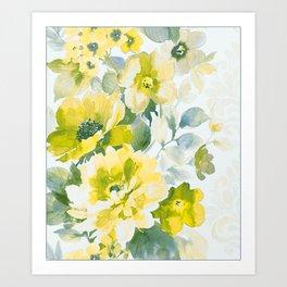 FLORAL - 25118/1 Art Print