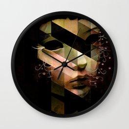 Rough Sleeper Wall Clock