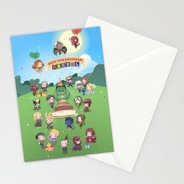 M A R V E L B-Day Stationery Cards