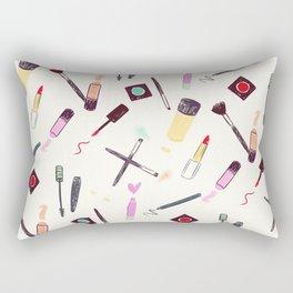 Let's Make-up! Rectangular Pillow