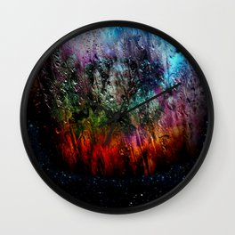 Exoplanet 666 Wall Clock