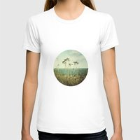 wind T-shirts featuring Wind by strentse