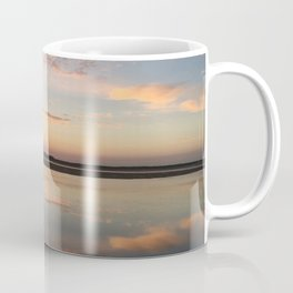 Tillamook Bay, Oregon Sunset Coffee Mug