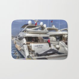 Sunseeker 78 Yacht Bath Mat
