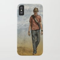 charlie iPhone & iPod Cases featuring Charlie by Jackie Sullivan