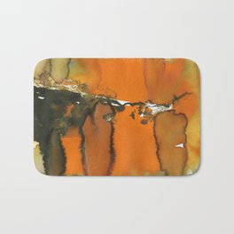 Landscape with Argonauts - Abstract 008 Bath Mat
