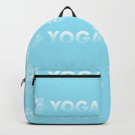 Love Yoga Backpack