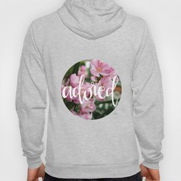 Adored - Botanical     The Dot Collection Hoody