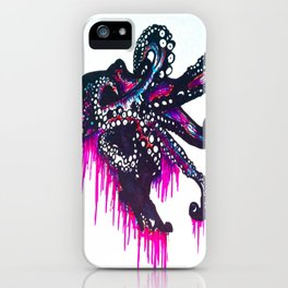 Octopie iPhone Case