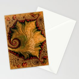 Vintage Shell Stationery Cards