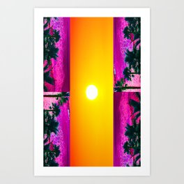 Collage I Art Print
