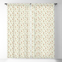 Sweet alpacas Blackout Curtain