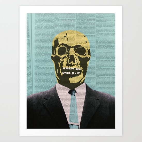 Working Man Art Print