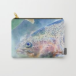 Fish 1 Carry-All Pouch
