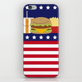 USA iPhone Skin