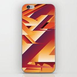 Step Gloop 3D Red iPhone Skin