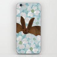 virginia iPhone & iPod Skins featuring Virginia by Santiago Uceda