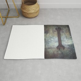 Wrench Rug