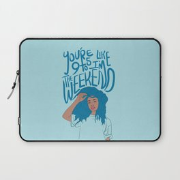 I'm The Weekend Laptop Sleeve