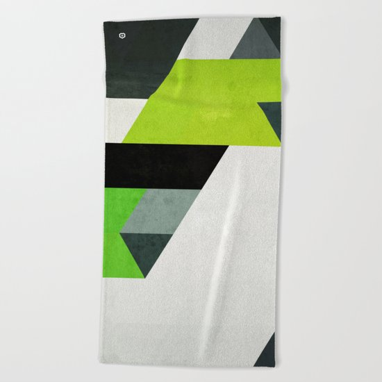 dyne wyth Beach Towel