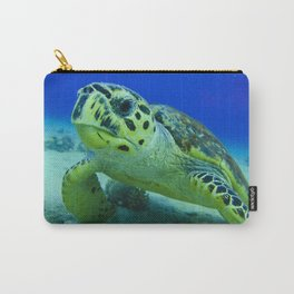 Red Sea Turtle Carry-All Pouch