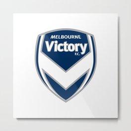 Melbourne Victory Metal Print