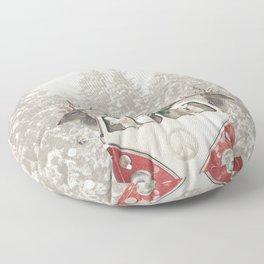 ALPACA ALPACA ALPACA - NEVER STOP EXPLORING - X-MAS Floor Pillow