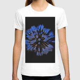Dew On Dandelion, Wild Mandala T-shirt