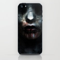 Nosferatu's Bride iPhone & iPod Skin