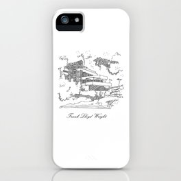 Frank Lloyd Wright iPhone Case