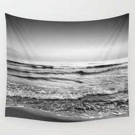 Soft waves. BN Wall Tapestry
