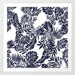 TROPIC WILD Art Print