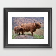 Highlander - III Framed Art Print