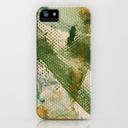 Greener Compilations iPhone Case