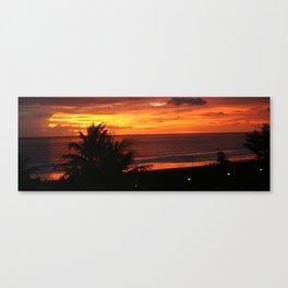 Phuket, Thailand Sunset Canvas Print