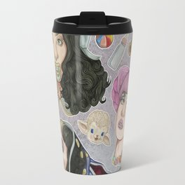 Cry baby Travel Mug