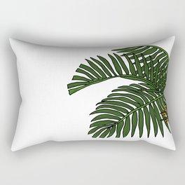 Areca Palm Rectangular Pillow