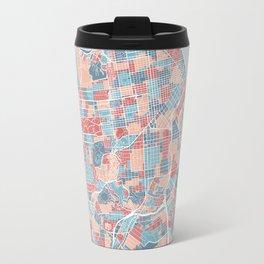 San Francisco modern map Travel Mug