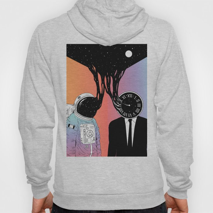 A Portrait of Space and Time ( A Study of Existence) Hoody