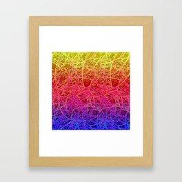 Informel Art Abstract G56 Framed Art Print