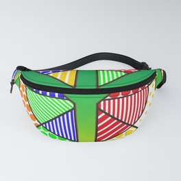 Protect the Earth - Trans Fanny Pack