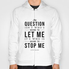 QUESTION Hoody
