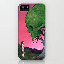 Low-Hanging Fruit iPhone Case