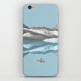 No River Wide Enough iPhone Skin