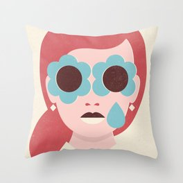 20/20 (1960s) Throw Pillow