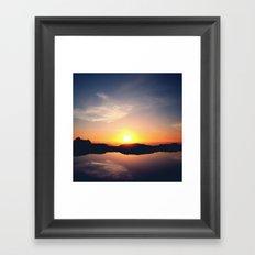 Netherworld Framed Art Print